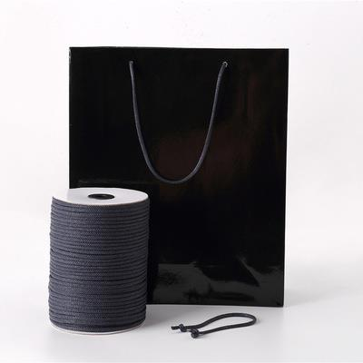 Wholesale high - quality hand - rolled bag needle paper rope tied with cable custom