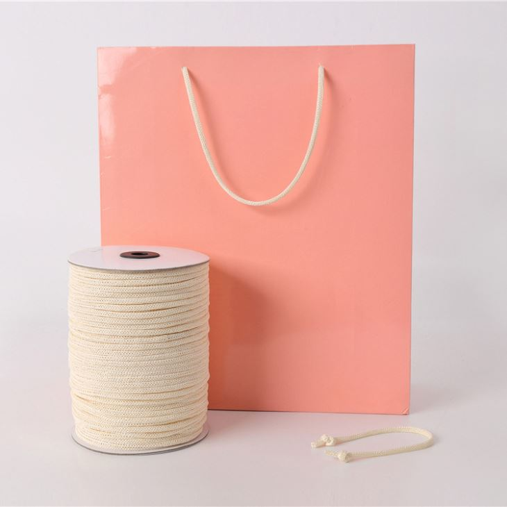 High - quality needle through the environmental protection paper rope color number y015